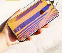 Накладка Baseus Glaze Case iPhone 7Plus/8Plus (Gold), фото 1