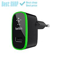 СЗУ Belkin 1USB 2.1A F8M670krBLK