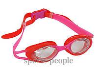 Очки для плавания Arena Tiger Kids JR, детские, разн. цвета, фото 1