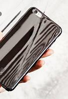 Накладка Baseus Glaze Case iPhone 6s Plus (Black), фото 1