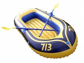 Лодка надувная двухместная Two-man Boat