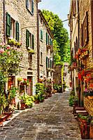 Фотообои старинный город ,улица