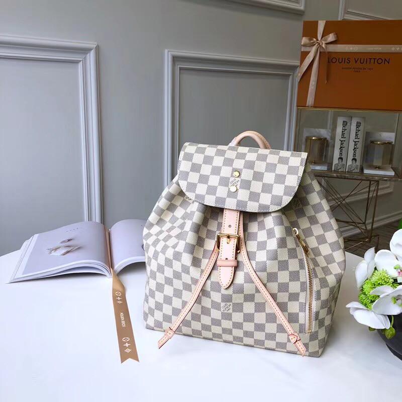 9c0d03121c40 Женский рюкзак Louis Vuitton Sperone, цена 5 900 грн., купить в ...