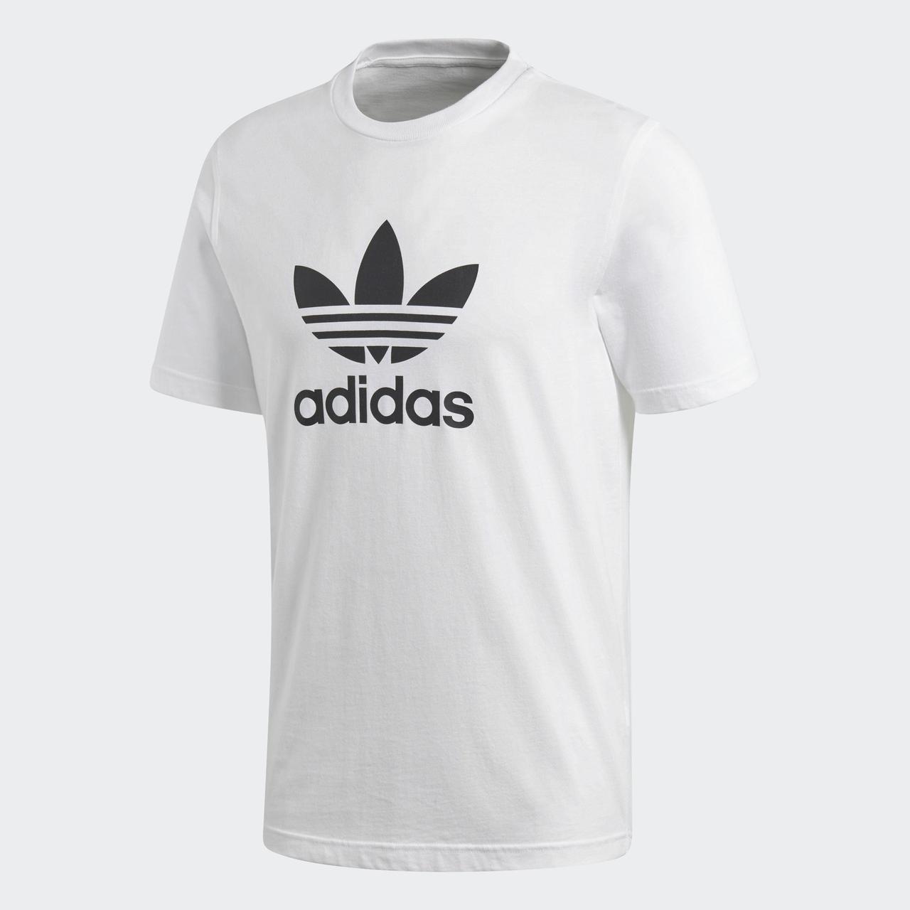 74ccb0d2 Мужская футболка Adidas Originals Trefoil (Артикул: CW0710) -  Интернет-магазин «Эксперт