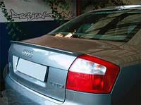 Спойлер сабля Audi A4 B6