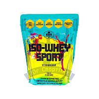 MUST Iso-Whey Sport сывороточный изволят протеин спортивное питание
