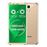 Смартфон Oukitel K5000 золотой (5,7 дюймов, памяти 4/64,батарея 5000 мАч), фото 4