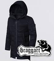 Braggart 'Black Diamond'. Парка зимняя 9098 черная