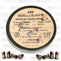 Патрони флобера Чехія Sellier Bellot 4,0 мм 50 шт/уп