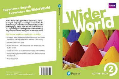 Wider World 2 Teacher's ActiveTeach, фото 2