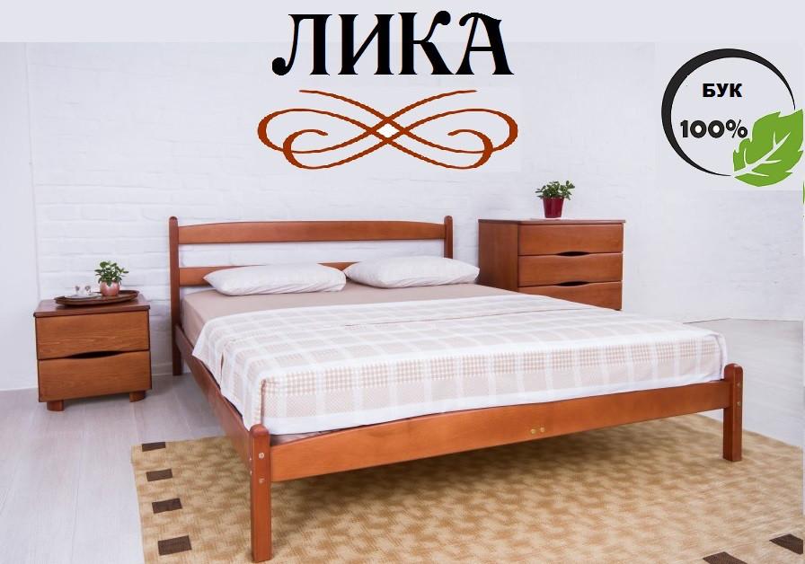 """Двуспальная кровать """"Лика"""" без изножья"""