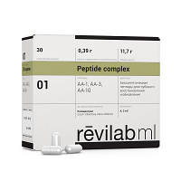 Revilab ML 01 - anti-age и онкопротектор, антивозрастной многофункциональный препарат, 30 капсул
