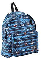 Рюкзак молодежный ST-17 Crazy feelings, 42*32*12, 555006 YES, фото 1