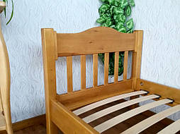 """Деревянная кровать """"Фудзи"""" 22"""