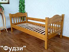 """Деревянная кровать """"Фудзи"""""""
