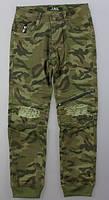 КАМУФЛЯЖНЫЕ брюки ДЖОГГЕРЫ для мальчиков ,.Размеры 146-164 см.Фирма  F&D.Венгрия