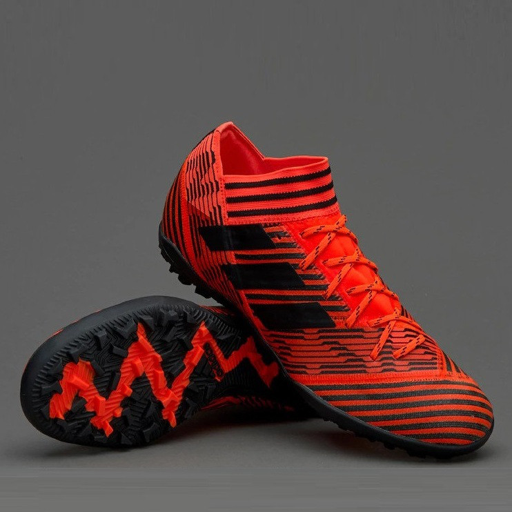 Обувь для футбола сорокoножки Adidas Nemeziz Tango 17.3 TF