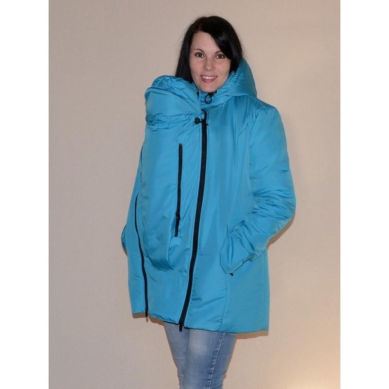 Зимова слингокуртка 3 в 1 різні кольори