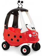 Самоходная машинка каталка Little Tikes Cozy Coupe ladybird car