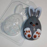 Пластиковая форма для мыла Кролик мультяшный