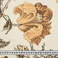 Декоративная ткань для штор, цветочный принт , фото 3