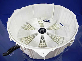 Задняя часть бака стиральной машины LG (AJQ73993803)
