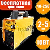Сварочный инвертор Bagliore MMA 255, 40-250 А, 2.5-5 мм, инверторная сварка, сварочный аппарат IGBT