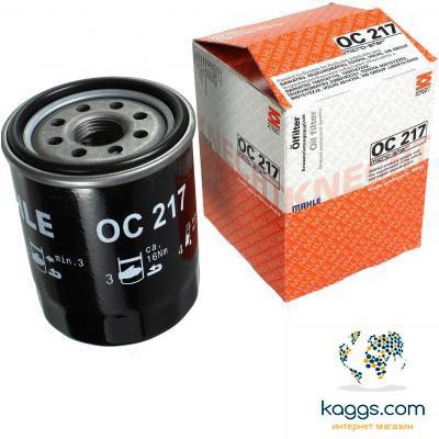 Масляный фильтр Knecht OC217 для Fiat Sedici ,Toyota Corolla, Celica, Suzuki