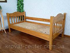 """Кровать детская """"Фудзи"""". Массив - ольха, береза. Палитра - 10 цветов на выбор., фото 3"""
