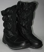 Сапоги зимние для девочки 1110-008