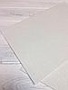 Фоамиран 2мм  с глитером (белый)