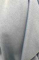 Ткань сетка спорт (150 см ширина) светло серая