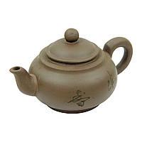 Глиняный заварочный чайник для чая Счастье, 425 мл