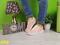 Женские качественные кроссовки форсы Польша, фото 1
