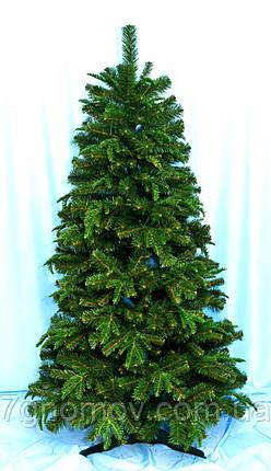 Елка искусственная Премиум зеленая 1.10 литая/ПВХ, фото 2