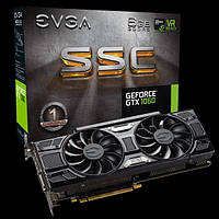 Видеокарта EVGA GeForce GTX 1060 SSC GAMING ACX 3.0 (06G-P4-6267-KR)