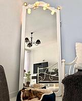 Зеркало напольное прованс
