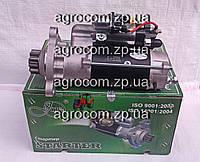 Стартер редукторный СМД-18, СМД-20, СМД-22 12V. 4.2кВт