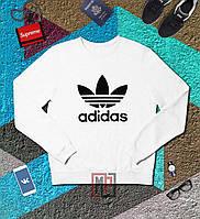 Свитшот Adidas Originals | белый | толстовка | реглан