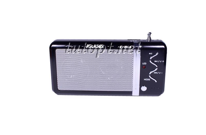 Радиоприемник Atlanfa AT-8956 аккумуляторный, USB/SD проигрыватель