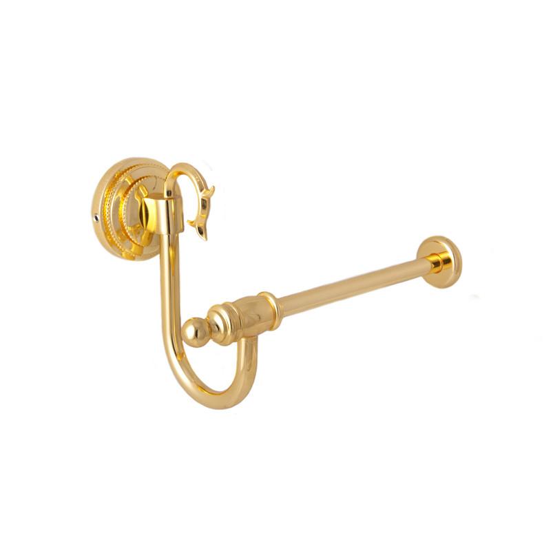 Держатель для туалетной бумаги ( Versace ), золото A231034