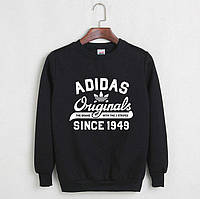 Свитшот Adidas Originals   черный   толстовка   реглан   реплика