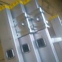 Лестница универсальная 3х8 BAYERSYSTEM, фото 5