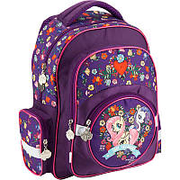 Рюкзак школьный Kite My Little Pony Литл пони (LP18-525S)