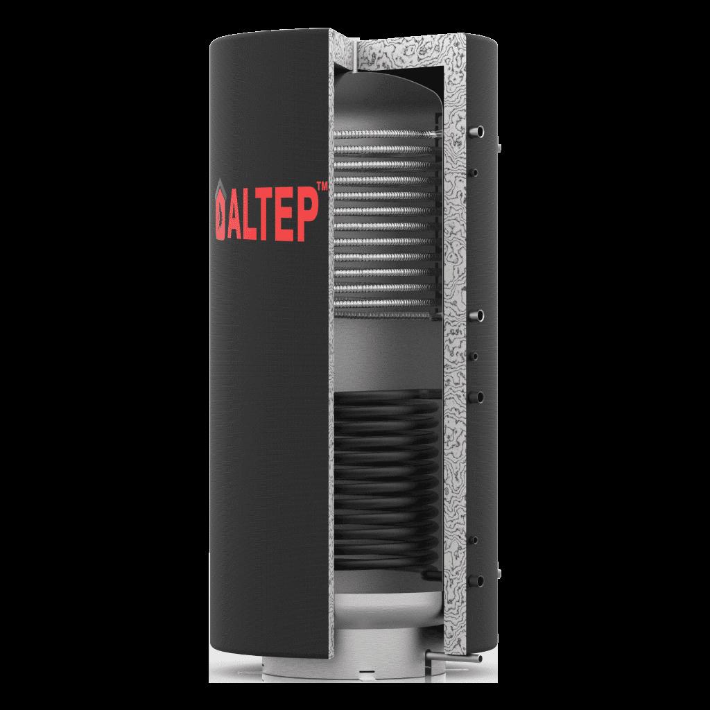 Теплоаккумулятор с теплообменником Альтеп 1500 л