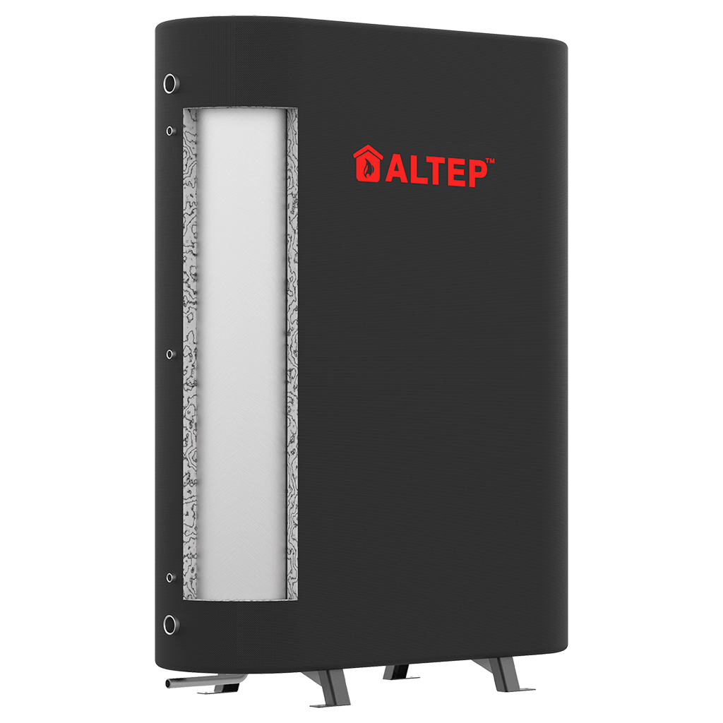 Плоский теплоаккумулятор Альтеп 800 л