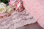 """Кружево  """"Блюмарин классика"""", светло-розового цвета с хлопковой нитью, 14 см., фото 2"""