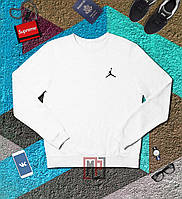 Свитшот Air Jordan | белый | толстовка | реглан