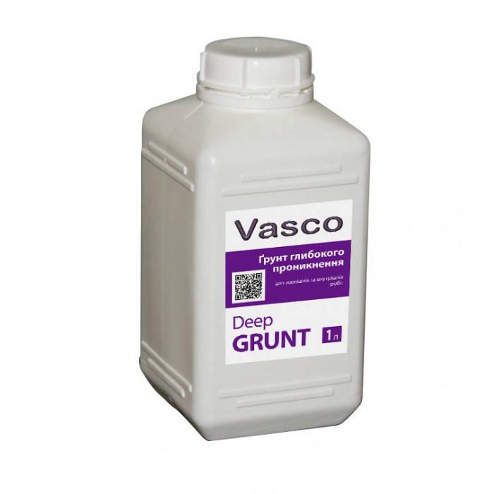 Vasco Deep Grunt (Васко Дип Грунт), 1 л