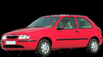 MAZDA 121 II 1991-1996